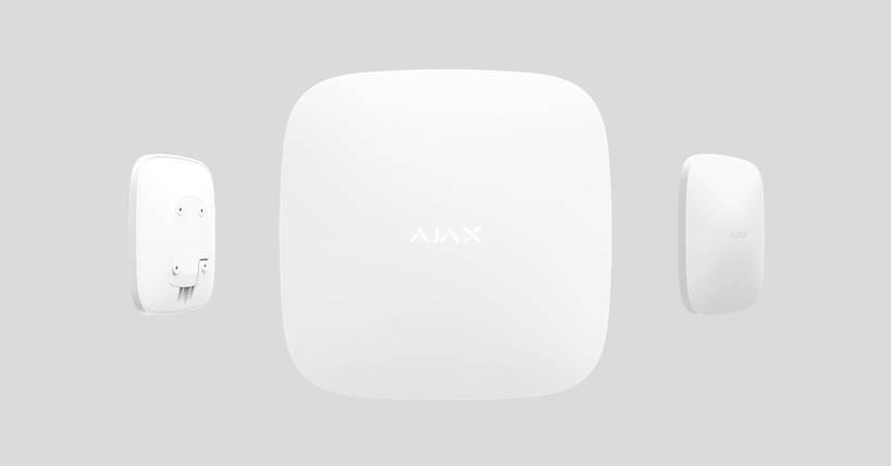 Ретранслятор радиосигнала системы безопасности Ajax ReX, фото 2