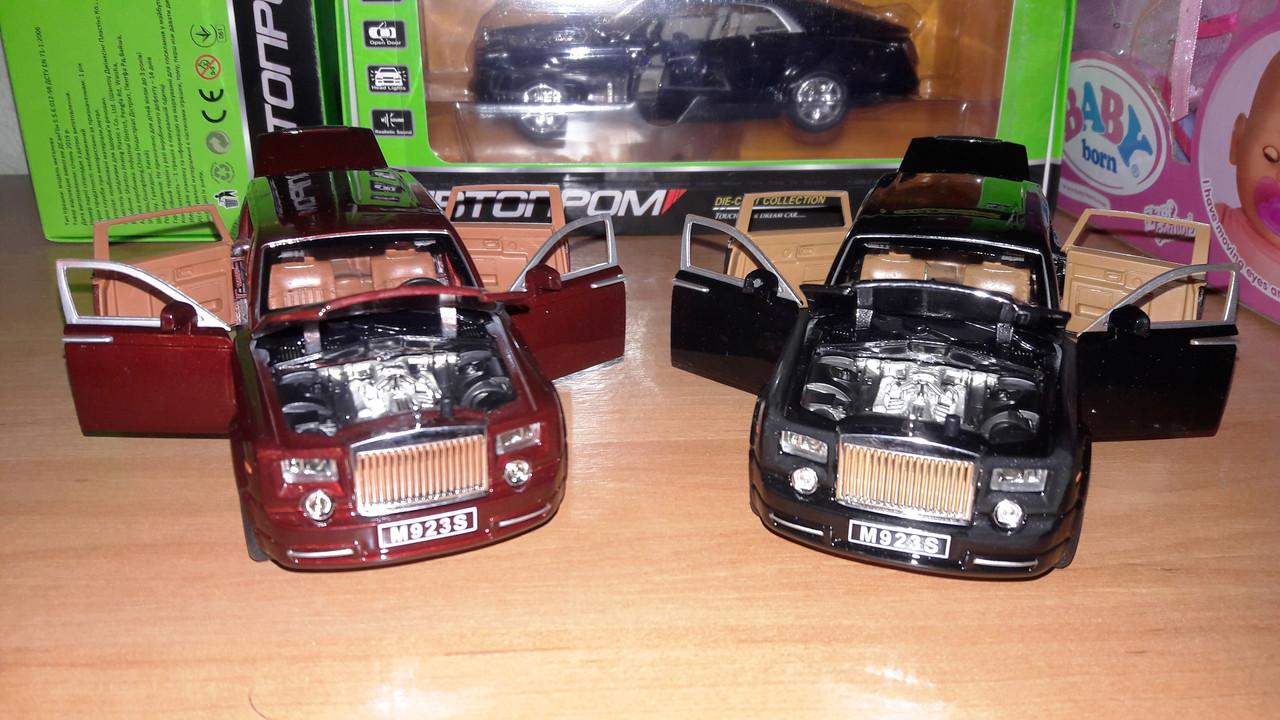 Модель автомобиля 1:24 Rolls-Royce Phantom / Ролс - Ройс Фантом