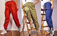 Женские брюки №3169 (р.48-54) в расцветках