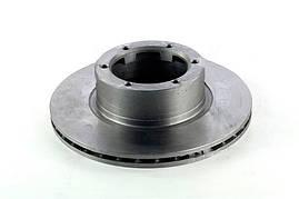 Диск тормозной ГАЗ 3302 передний d=104мм (ГАЗ). 3302-3501077