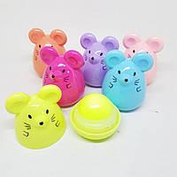 Бальзам для губ Мишка арт.8023 (колір в асортименті)