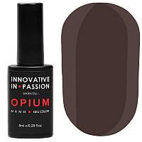 Гель-лак Innovative in Passion серия Opium № 019 (темно-коричневый), 8 мл