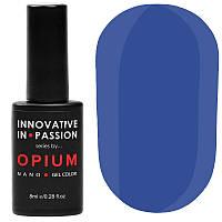 Гель-лак Innovative in Passion серия Opium № 022 (васильковый, эмаль), 8 мл