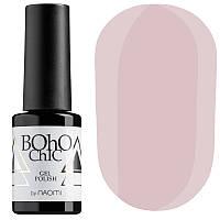 Гель-лак Naomi Boho Chic BC A-W № 23 (розовый нюд), 6 мл