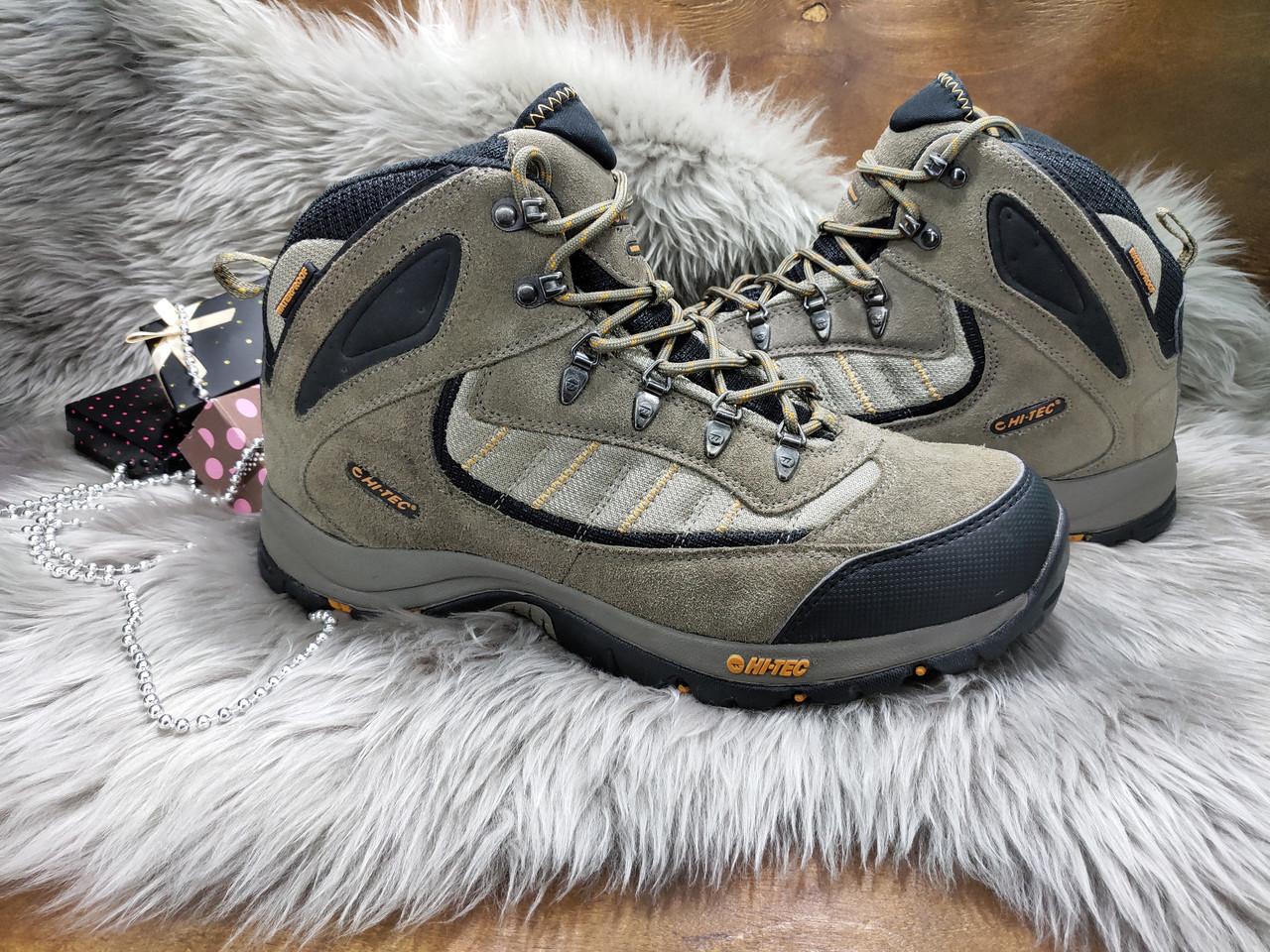 Ботинки Hi-Tec Waterproof (44 размер) бу