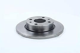 Диск тормозной ВАЗ 2108, 2109, 2113, 2114, 2115 передний (ABS). 15860