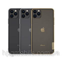 Чехол для iPhone 11 Pro Max - Nillkin Nature TPU Case, Ultra Slim, силикон