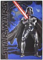 "Килимв дитячу кімнату ""Star Wars Vader"" - (Польща) TM ""Krystynka"""