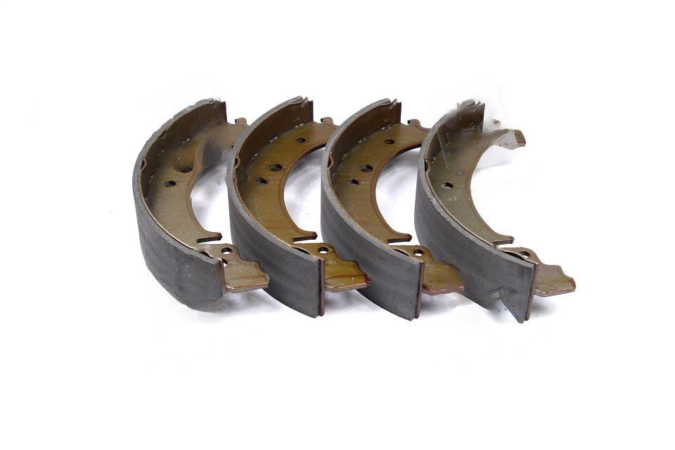 Колодки тормозные барабанные ВАЗ 2101-2107, НИВА 2121, задние (TRW). GS8222