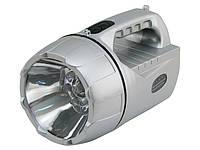 Поисковый фонарь JDXL-950 Металлик