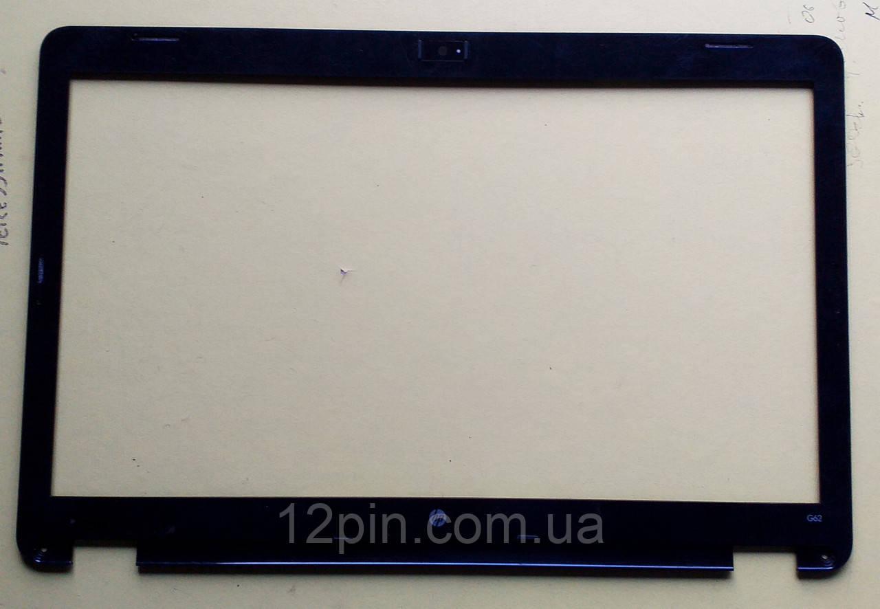 Рамка  матрицы  HP G62, б.у. оригинал
