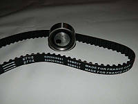 Ремень ГРМ+ролик натяжителя 1,4 нового образца grog (130С 17480 R) Логан,Ларгус,Сандеро