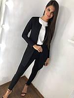 Женский стильный костюм, красивый костюм, классический костюм, фото 1