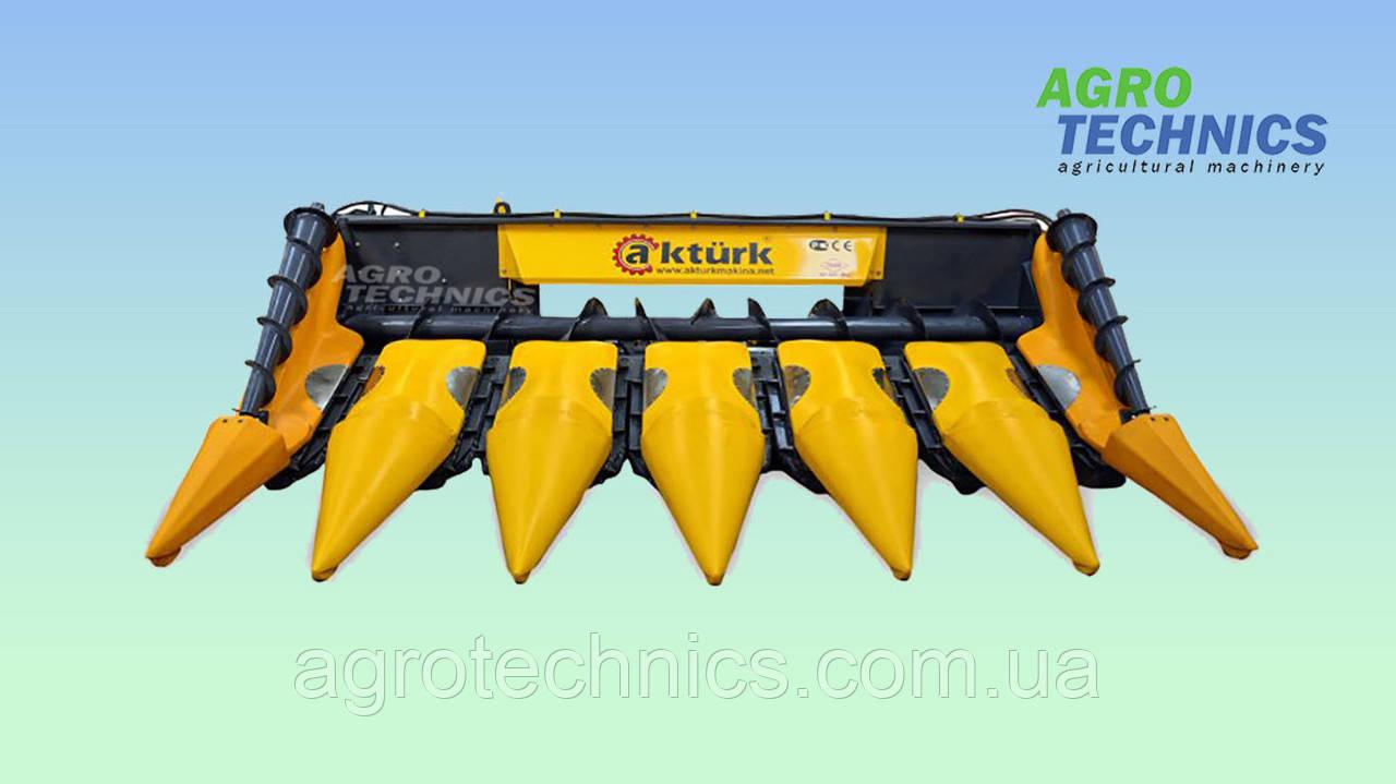 Жатка для прибирання кукурудзи AKTURK | АКТУРК