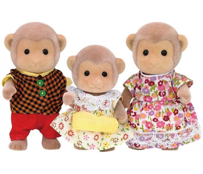 Семья обезьянок Сильваниан фемели