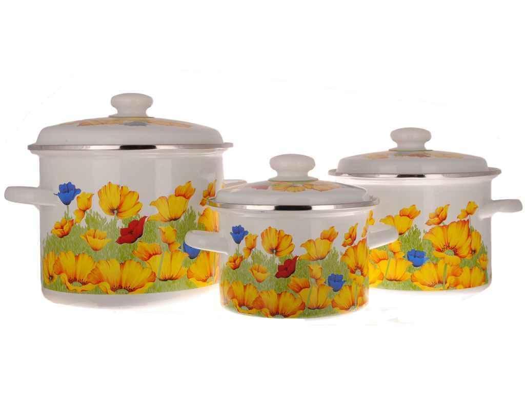 Набір посуду 3-х предмети №5 IDILIA Солерано (514218)