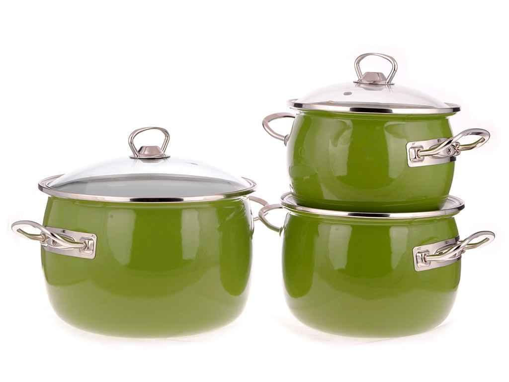 Набір посуду 3 предмети №1600 IDILIA Вільямс (521508)