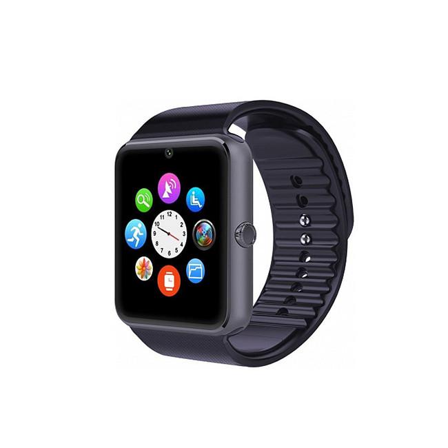 Смарт-часы Smart UWatch GT08 Black (G101001150)