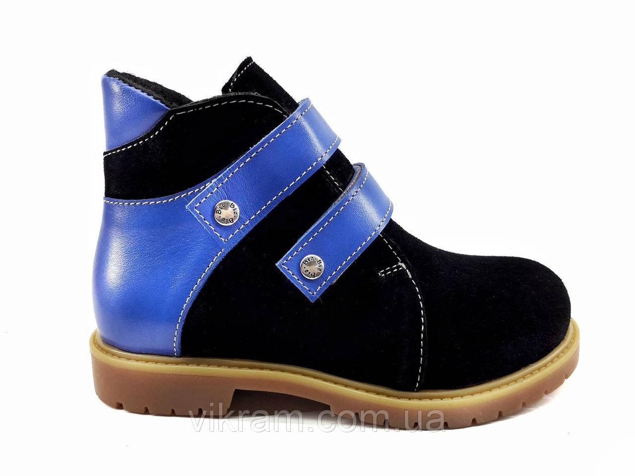 Ортопедические ботинки для детей VIKRAM.ORTO 21р-36р