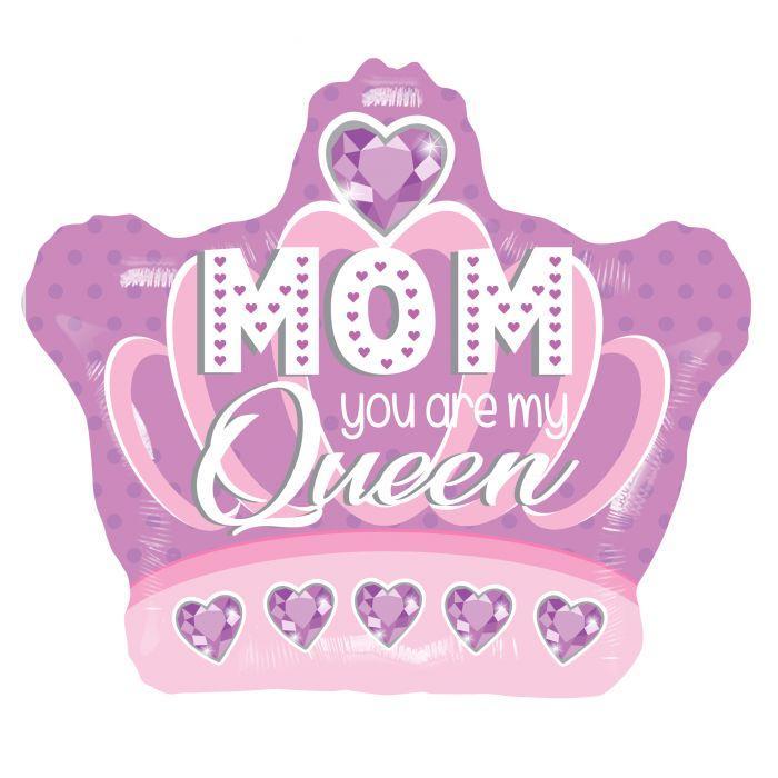 "К 18"" Queen Mom! Королева Мама!"