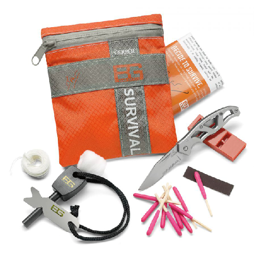 Набір для виживання Gerber Bear Grylls Basic Kit