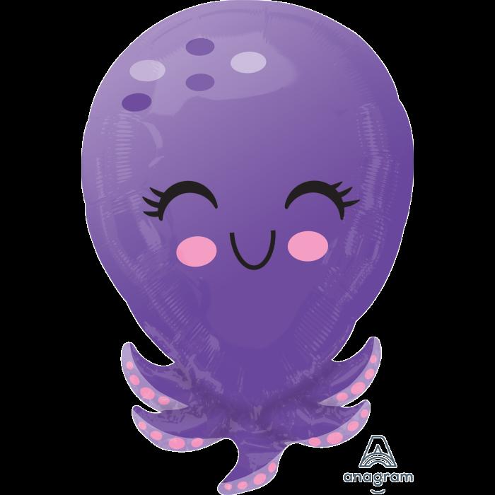 "A 18"" Морские Друзья Осминожка Sea Friends Octopus, В УП."