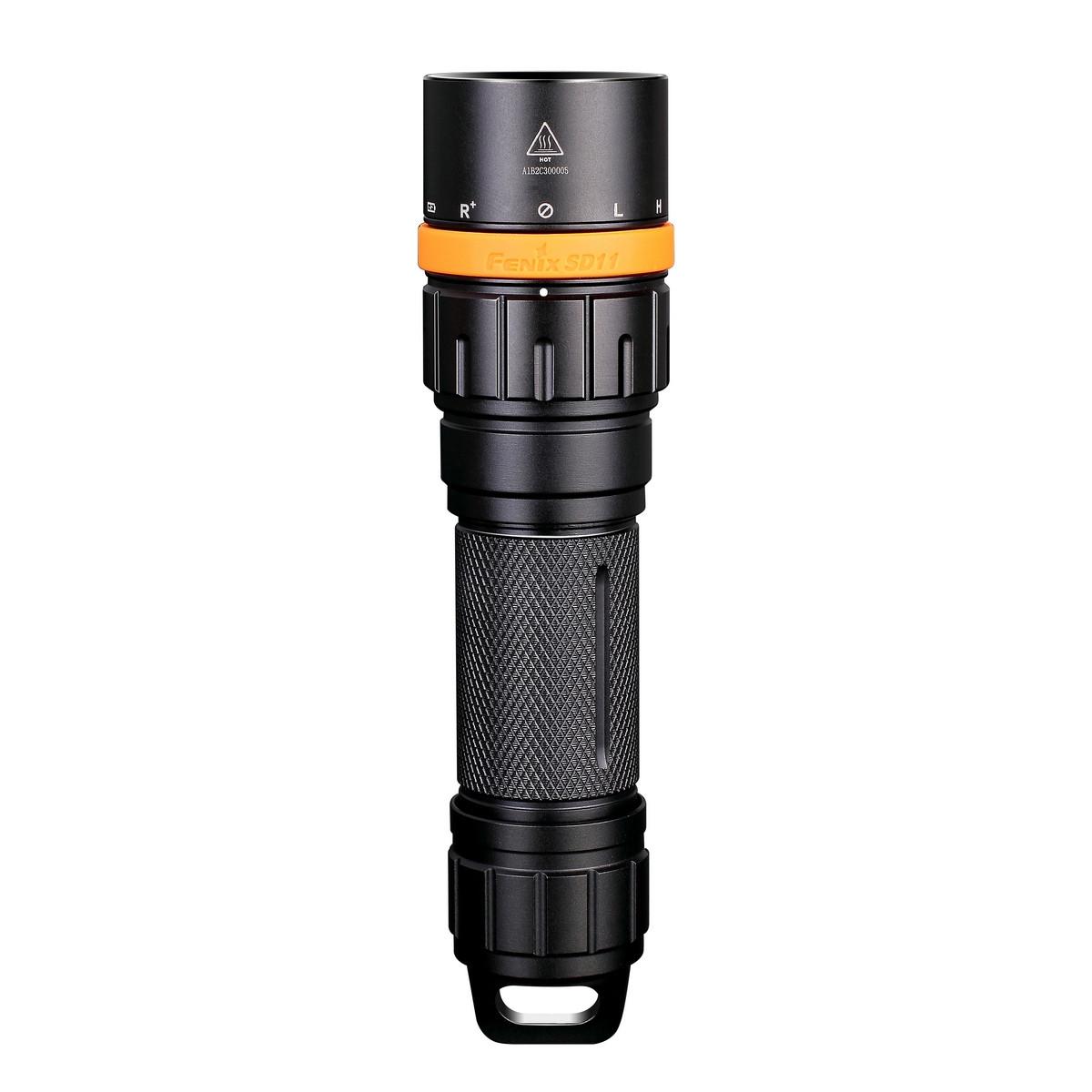 Ліхтар дайвінговий Fenix SD11