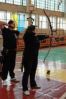 Обучающие занятия по стрельбе из лука