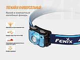 Ліхтар налобний Fenix HL12R блакитний, фото 3
