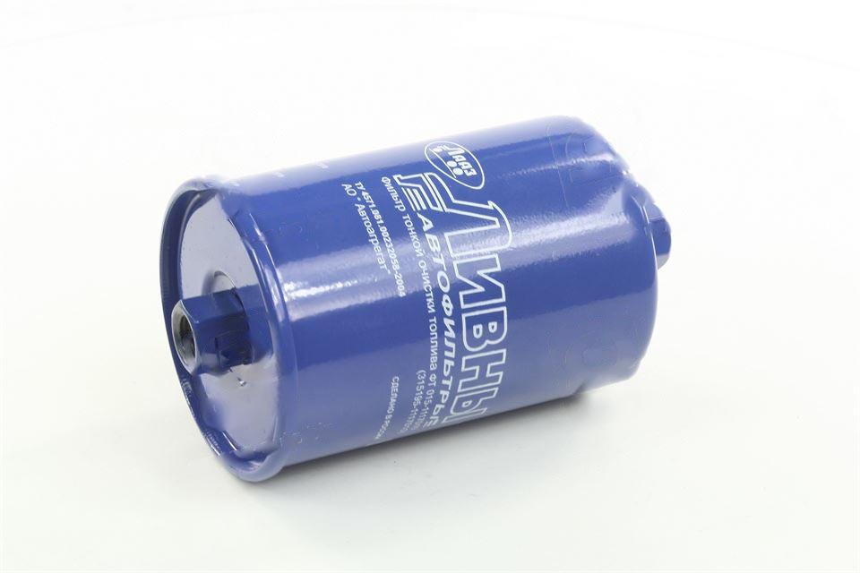 Фільтр паливний УАЗ 3160 (р. Лівни). ФТ015.1117010