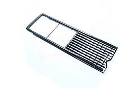 Решетка радиатора ВАЗ 2106 левая (черная) (Россия). 2106-8401013-02
