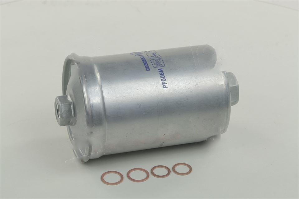 Фільтр паливний тонкої очистки ГАЗ, Волга, 2410, 3110 і УАЗ (дв.ЗМЗ 405, 406, 409) інжектор PF006M (FINWHALE)