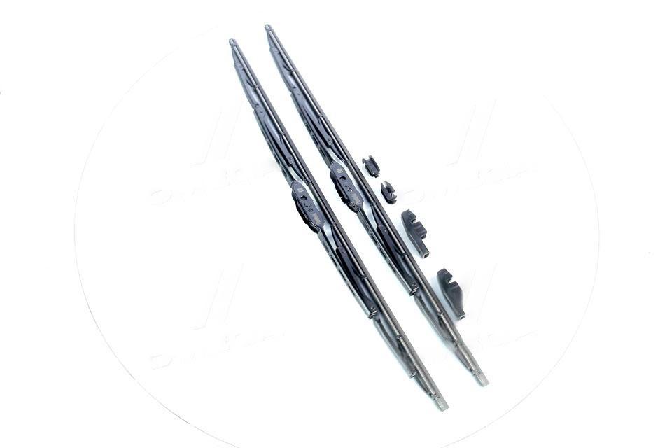 Щітка склоочисника серія DOLPHIN ВАЗ 2108, 2109, 2113, 2114, 2115, 21099 500мм компл. 2шт. FB21 (FINWHALE).