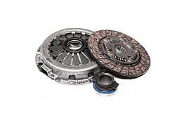 Комплект сцепления (диск+корзина+выжимной) ГАЗ, Волга, 2410, 402, 405, 406