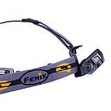 Ліхтар налобний Fenix HP30R чорний, фото 3
