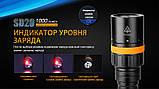 Ліхтар дайвінговий Fenix SD20, фото 6