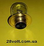 Лампа А 24-60+40 P42d/11, фото 4