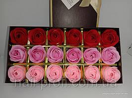 Набор Бордово-розовый