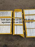 Новинка!!! Комплект евро решет СК-5М НИВА нового образца УВР усиленные ОЦИНКОВКА, фото 3