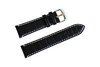 Ремешок для часов Bros BRS2201BL-06 22 мм Черный