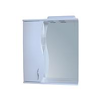 Зеркало для ванной комнаты 65-09 Левое