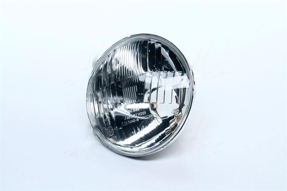 Фара левая=правая ВАЗ 2103, 2106 12В ближний свет (стекло+отражатель) (ОАТ-ОСВАР). 7412.3711100