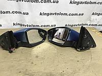 Дзеркало ліве Skoda Octavia A7