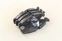 Колодки тормозные задние Mercedes SPRINTER 2-t (901, 902) (TRW). GDB1262