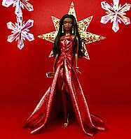 Коллекционная кукла Барби Никки Праздничная - 2017 Holiday Barbie Nikki, фото 1