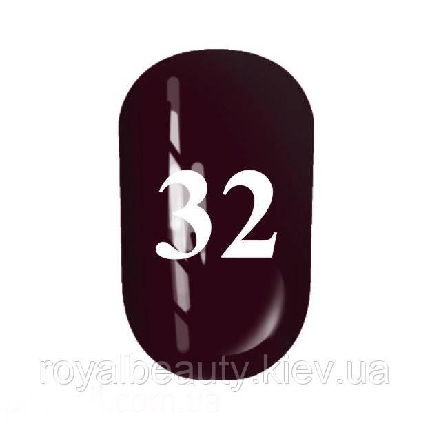 Гель лак № 32, My nail, 9 мл