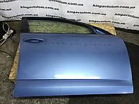 Дверь передняя правая голая  Skoda Octavia A7