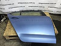 Двері задня права гола хетчбек Skoda Octavia A7