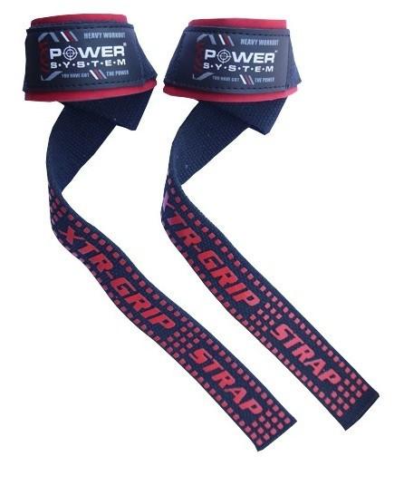 Кистевые ремни Power System XTR-Grip Straps PS-3430
