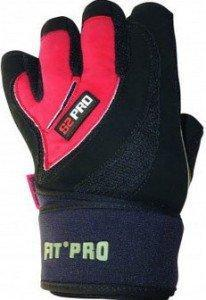 Перчатки для тяжелой атлетики Power System S2 Pro FP-04 Red M